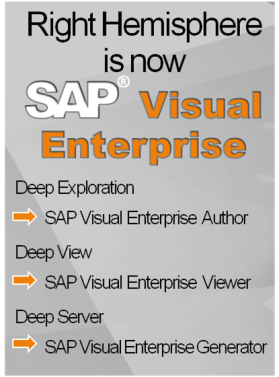 Right Hemisphere is now SAP Visual Enterprise